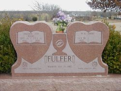 "54"" pink granite double heart marker"