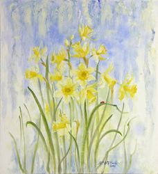 Heavenly Daffodils