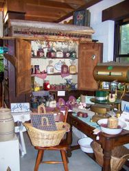 A look inside our little Country Shoppe