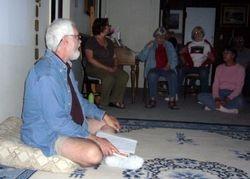 Jim's Mindfulness Class