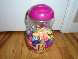 Battat B. Pop-Arty Snap Bead Jewelry Set for Kids - $15 - $15