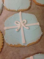 Tiffany Box Cookie