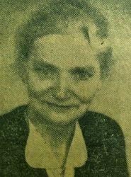 Julia Lundgrens konditori 1954