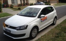 Driving School Heathmont - Volkswagen Polo - Automatic Transmission