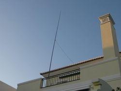 GT7/G3SED - 20 metre vertical DIpole