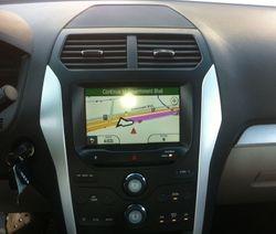 Garmin Nav added to Ford Mytouch Radio