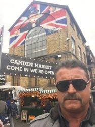 Camden, London 2018
