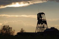Coal Mine Tipple