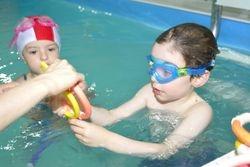 Swimming toys