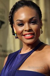 "Demetria McKinney attended the ""21st Annual Trumpet Awards"""