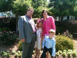 Jason, Emma, Brooks and Carter Herman