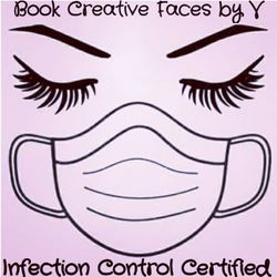 Book Creative Faces by V!