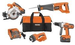 ridgid tool pack