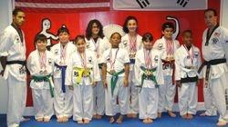 19 metals won at local championship 10/24/2010