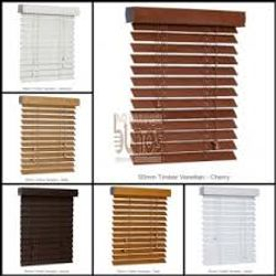 Timber Blinds 50mm
