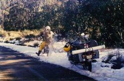 1987 Alpine Rally @ Perkins Flat - Mt Selwyn near Cabramurra