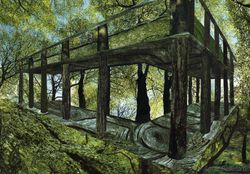 Architactile: Through the Trees