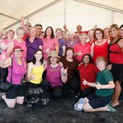 Festival Choir participants