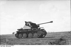 Panzerjäger. Marder III (Version 1):