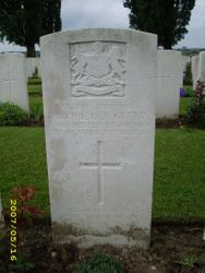 Pte. 352830 ARCHIE D. J.GREER. 2/9th Bn.