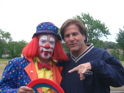 Jim and Clown