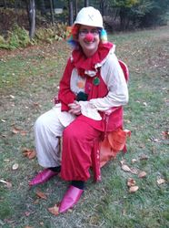 """Pastor """"Clowning Around!"""""""