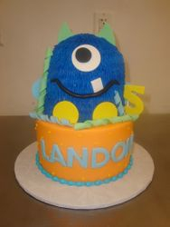 25 serving monster cake $135