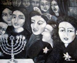 Chanukah in the ghetto