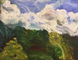 Catskill's Sky #1