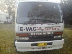 E- Vac Truck