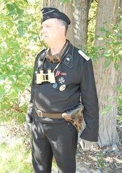 Panzer-Pioneer Officer: