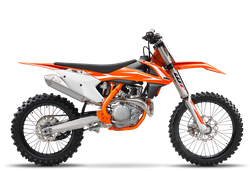 350 SX-F 2018