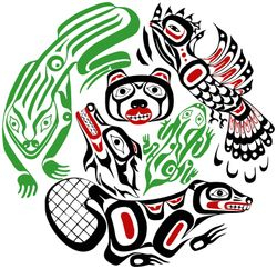 Clan Art - chosen by Canada Winter Games