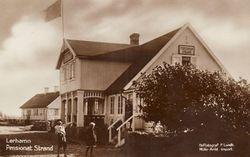 Pensionat Strand 1910