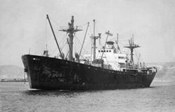 Government Confiscated Cargo Ships:
