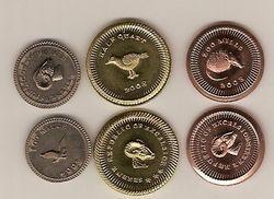 EXCELSIOR 2008 Coins