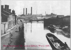Oldbury Canal Loop.