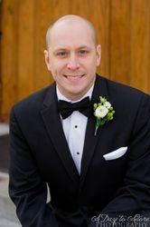 Handsome groom