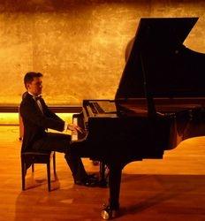 Concert in the Sibelius Museum in Turku 2