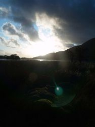 Sunset at Loch Awe