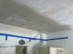 water damage repair garage ceiling