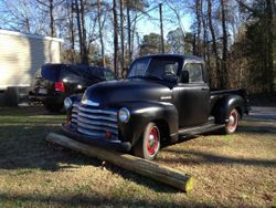5. 52 chevy 3100 truck