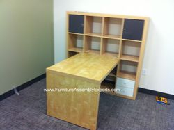 ikea expedit desk installation service takoma park md
