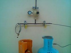 FLD 1X1 LPG Gas Installation