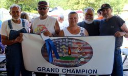 A Winner Grand Champion MoKan Meatheads Sunrise Beach