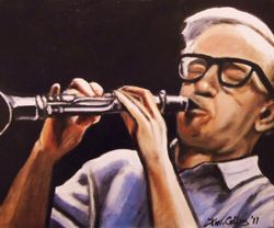 """Woody Allen on Clarinet"", ""Director"",""Woody Allen"","