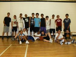 J.R. Patrick Youth Summer Camp 2009 @ M.E. Lazerte