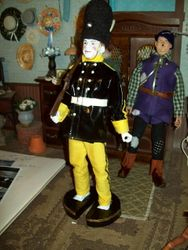 Toy soldier Mark B.