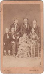 W. Zav of Mansfield, Ohio
