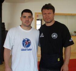 UFC champion Oleg Taktarov